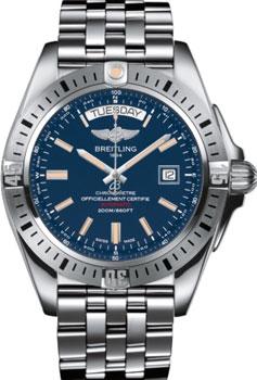 Швейцарские наручные  мужские часы Breitling A45320B9-C902-375A