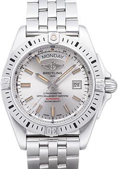 Швейцарские наручные  мужские часы Breitling A45320B9-G797-375A