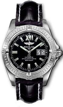 Швейцарские наручные  мужские часы Breitling A4935011-B779-428X