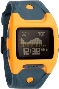 fashion наручные  мужские часы Nixon A530-1235. Коллекция Lodown