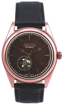 Японские наручные  мужские часы Jaz-ma A55R722LS. Коллекция Automatic