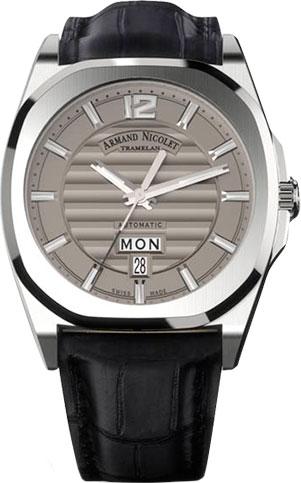 Мужские наручные швейцарские часы в коллекции J09 Armand Nicolet