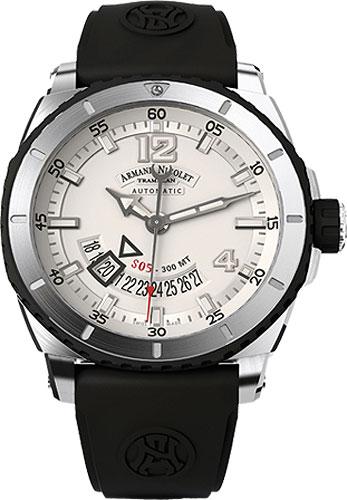 Мужские наручные швейцарские часы в коллекции S05 Armand Nicolet