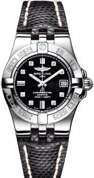 Швейцарские наручные  женские часы Breitling A71340L2-BA14-168Z
