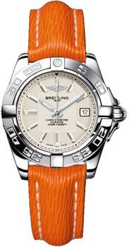Швейцарские наручные  женские часы Breitling A71356L2-G702-212X