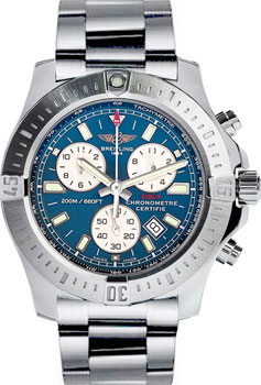 Швейцарские наручные  мужские часы Breitling A7338811-C905-173A