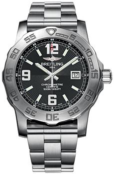 Швейцарские наручные  мужские часы Breitling A7438710-BB50-157A