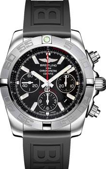 Швейцарские наручные  мужские часы Breitling AB011010-BB08-152S