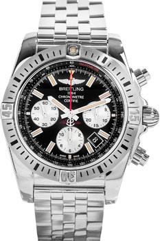 Швейцарские наручные  мужские часы Breitling AB01154G-BD13-375A