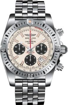 Швейцарские наручные  мужские часы Breitling AB01154G-G786-375A