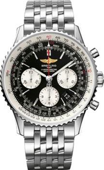 Швейцарские наручные  мужские часы Breitling AB012012-BB01-447A