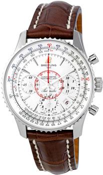 Швейцарские наручные  мужские часы Breitling AB013012-G735-725P