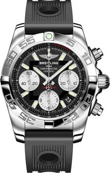 Швейцарские наручные  мужские часы Breitling AB014012-BA52-202S