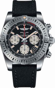 Швейцарские наручные  мужские часы Breitling AB01442J-BD26-102W