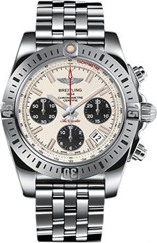 Швейцарские наручные  мужские часы Breitling AB01442J-G787-378A