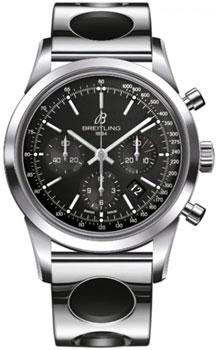 Швейцарские наручные  мужские часы Breitling AB015212-BA99-222A