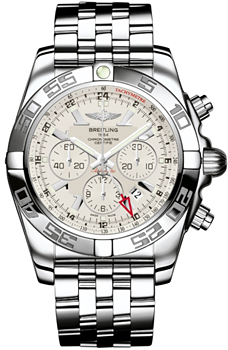 Швейцарские наручные  мужские часы Breitling AB041012-G719-383A