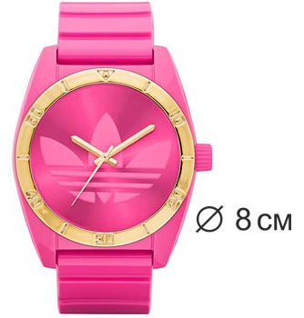 Наручные  мужские часы Adidas ADH2804SG. Коллекция Santiago