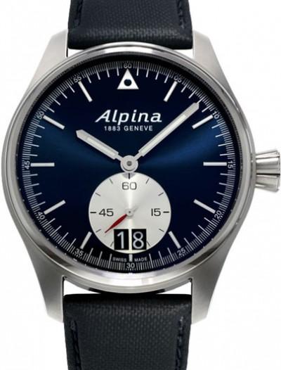 Мужские наручные швейцарские часы в коллекции Startimer Alpina