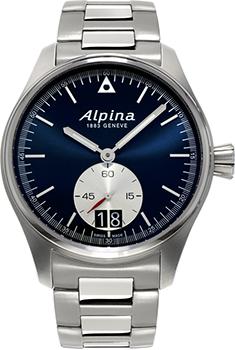 Швейцарские наручные  мужские часы Alpina AL-280NS4S6B. Коллекция Startimer Pilot
