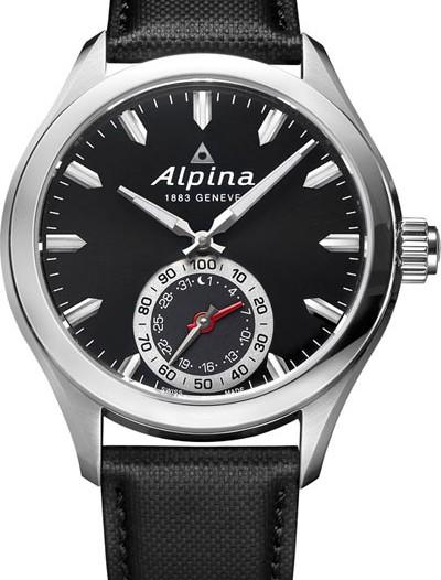 Мужские наручные швейцарские часы в коллекции Horological Smartwatch Alpina