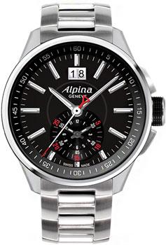 Швейцарские наручные  мужские часы Alpina AL-353B5AR36B. Коллекция Racing