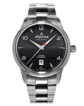 Швейцарские наручные  мужские часы Alpina AL-525B4E6B. Коллекция Aviation