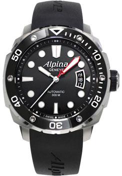 Швейцарские наручные  мужские часы Alpina AL-525LB4V36. Коллекция Diving