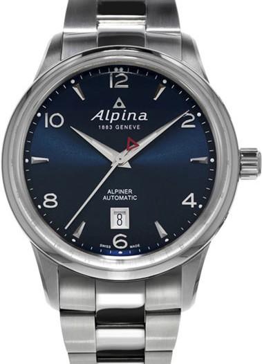 Мужские наручные швейцарские часы в коллекции Alpiner Alpina