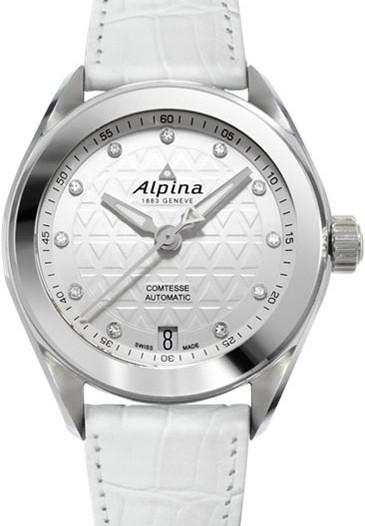 Женские наручные швейцарские часы в коллекции Comtesse Alpina