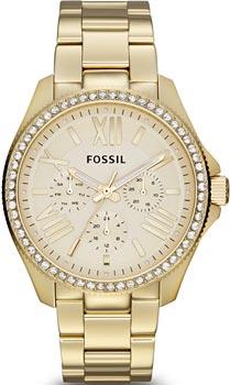 fashion наручные  женские часы Fossil AM4482. Коллекция Cecile