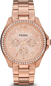 fashion наручные  женские часы Fossil AM4483. Коллекция Cecile