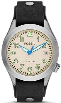 fashion наручные  мужские часы Fossil AM4552. Коллекция The Aeroflite