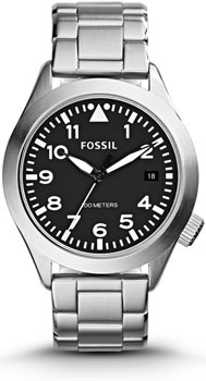 fashion наручные  мужские часы Fossil AM4562. Коллекция The Aeroflite