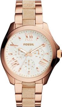 fashion наручные  женские часы Fossil AM4622. Коллекция Cecile