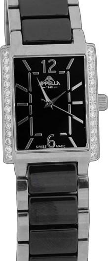 Женские наручные швейцарские часы в коллекции Ceramic Appella