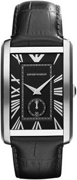 fashion наручные  мужские часы Emporio armani AR1604. Коллекция Gents