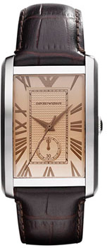 fashion наручные  мужские часы Emporio armani AR1605. Коллекция Gents