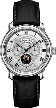 Швейцарские наручные  мужские часы Auguste Reymond AR1680.6.560.5. Коллекция Cotton Club Orbital