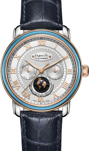 Мужские наручные швейцарские часы в коллекции Cotton Club Auguste Reymond