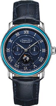 Швейцарские наручные  мужские часы Auguste Reymond AR1686.6.670.6. Коллекция Cotton Club Orbital