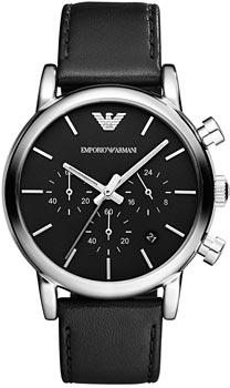 fashion наручные  мужские часы Emporio armani AR1733. Коллекция Gents