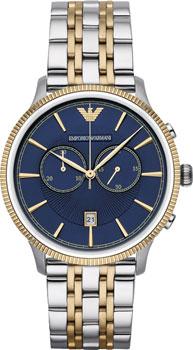 fashion наручные  мужские часы Emporio armani AR1847. Коллекция Alpha