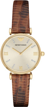 fashion наручные  женские часы Emporio armani AR1883. Коллекция Classic