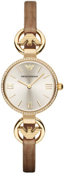 fashion наручные  женские часы Emporio armani AR1885. Коллекция Classic