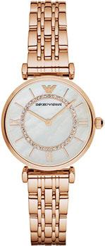 fashion наручные  женские часы Emporio armani AR1909. Коллекция Gianni T-Bar