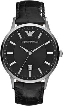 fashion наручные  мужские часы Emporio armani AR2411. Коллекция Gents