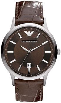 fashion наручные  мужские часы Emporio armani AR2413. Коллекция Gents