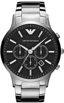 fashion наручные  мужские часы Emporio armani AR2460. Коллекция Gents