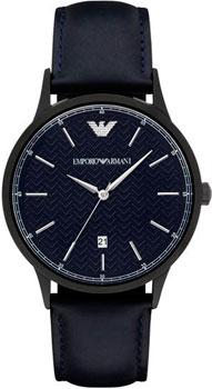 fashion наручные  мужские часы Emporio armani AR2479. Коллекция Renato